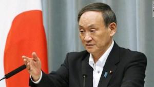 Yoshihide Suga, Shinzo Abe