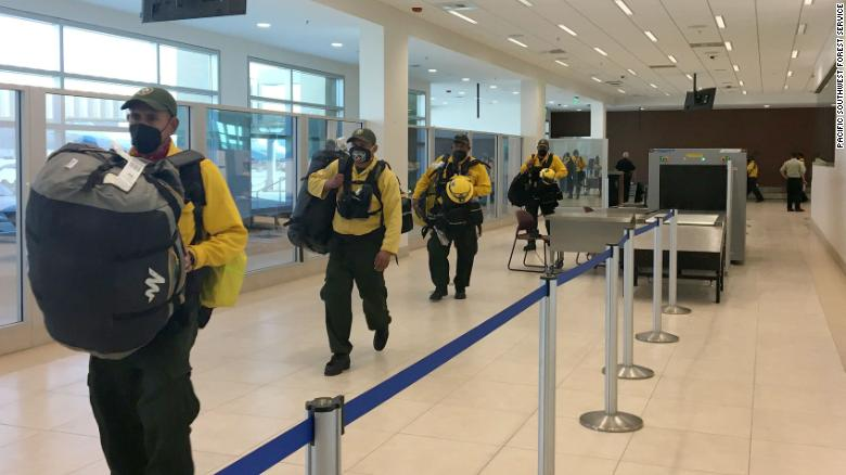 bomberos mexicanos
