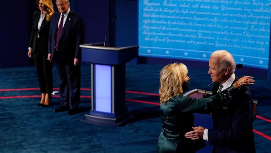 Primer debate Trump Biden