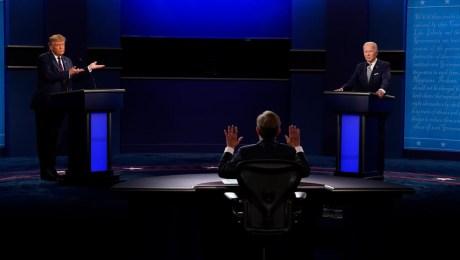 ¿Quién ganó el debate? Encuesta CNN