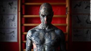 maestro tatuado