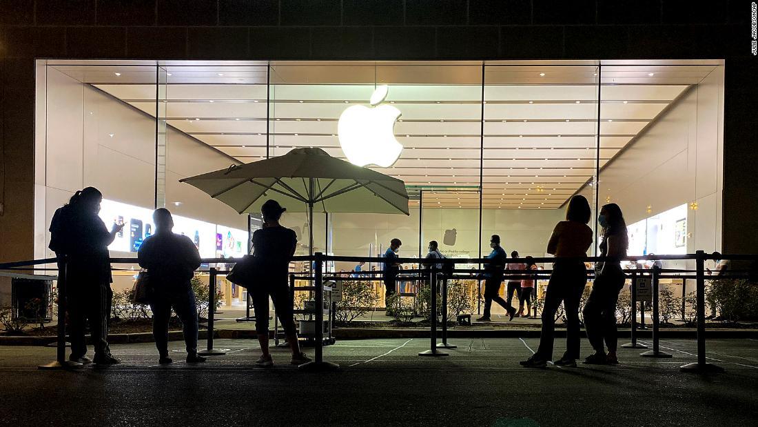 Minuto a minuto: Evento Apple y el lanzamiento de nuevos productos   CNN