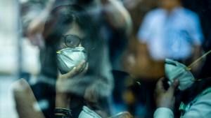 controversia coronavirus mascara getty