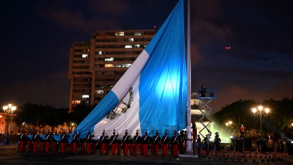 Así celebraron su Independencia México, Guatemala, Honduras y Costa Rica