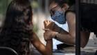 Aumentan los casos de niños con covid-19 en EE.UU.