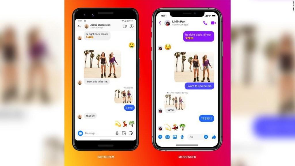 Instagram-Facebook-Messenger