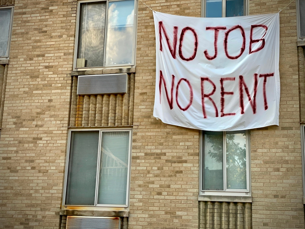 Inquilinos no podrán ser desalojados si no pagan alquiler en EE.UU.
