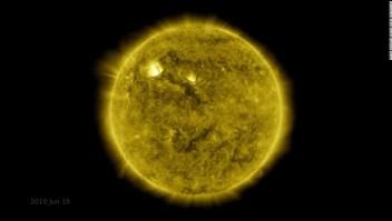 El Sol ha iniciado un nuevo ciclo solar, dicen los expertos