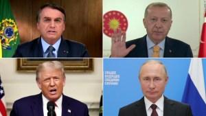 Líderes pelean en Asamblea General de la ONU en medio de crisis global