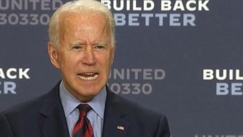 Cómo Biden está presionando una guerra de dos frentes contra Trump