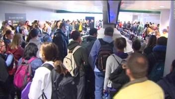 La administración de Trump tiene la intención de poner fin a los controles de covid-19 de los pasajeros que llegan del extranjero