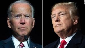 Trump tendrá que dar cuenta de la respuesta fallida al virus en el debate con Biden