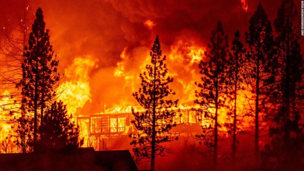 Millones de hectáreas se están quemando en Oregon, California y Washington y las condiciones climáticas no ayudan