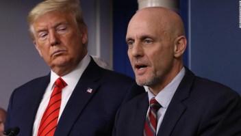 Trump presiona a la FDA por la bala de plata del coronavirus antes del día de las elecciones