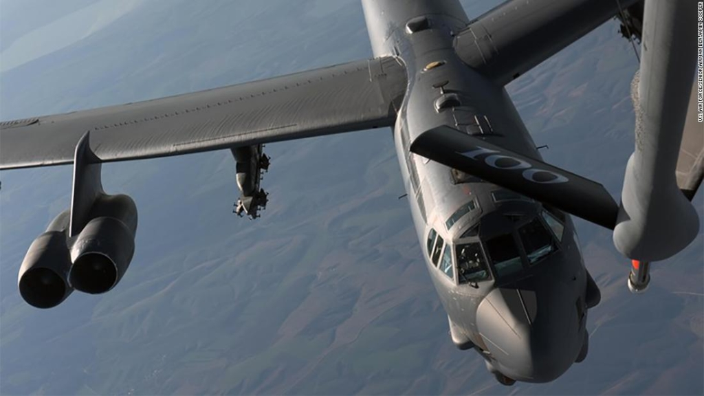 Jet ruso violó el espacio aéreo de la OTAN al intentar interceptar el bombardero B-52 de EE. UU.