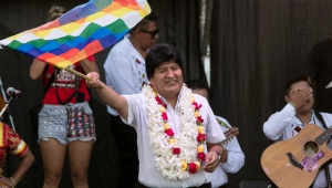 Ratifican inhabilitación del expresidente Evo Morales para contender a senador en comicios de octubre