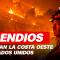 incendios costa oeste eeuu