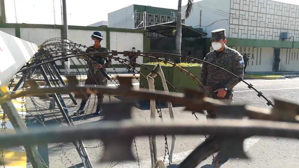 masacre el mozote acceso justicia militares