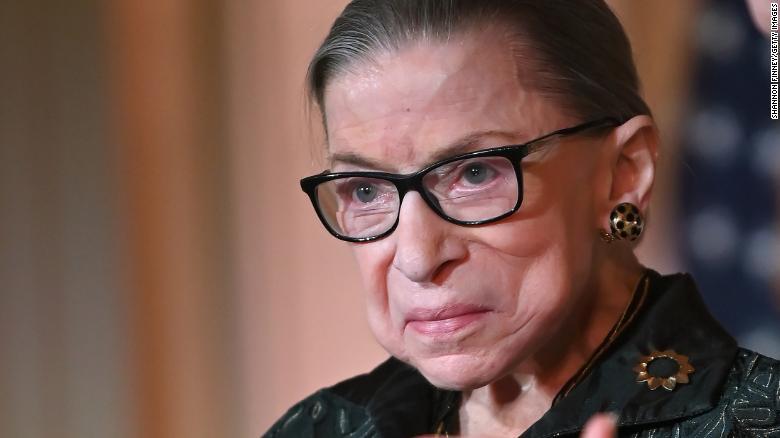 Ruth Bader Ginsburg muere a los 87 años: esta fue su trayectoria