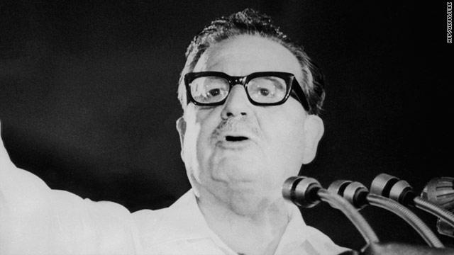 El socialismo de Salvador Allende