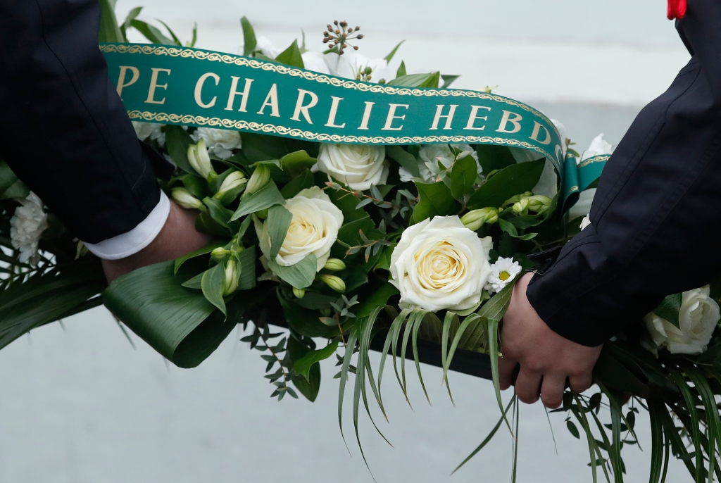 Inicia juicio por ataque al semanario Charlie Hebdo