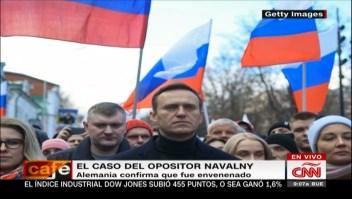 Alemania confirma que Navalny fue envenenado