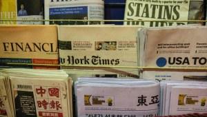 China impone restricciones de visas a medios de EE.UU.