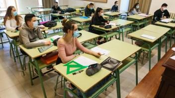 Comienzan las clases escolares presenciales en Madrid
