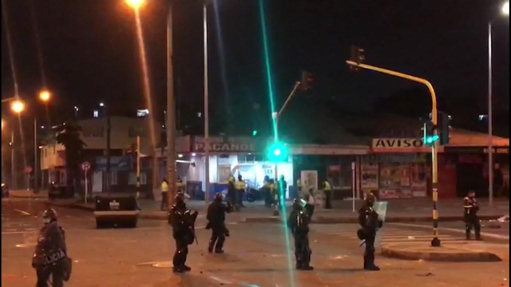 Varios muertos en Bogotá tras deceso de Javier Ordoñez