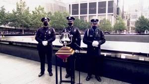 Homenaje a las víctimas del 11S en Nueva York