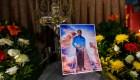 Exigen justicia por muerte de Julio Valdivia en México