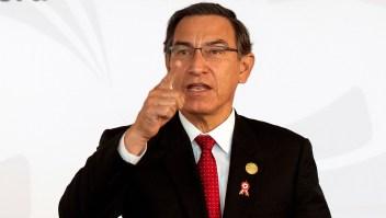 Debatirán moción de vacancia contra Martín Vizcarra