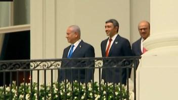Israel logra históricos acuerdos con dos países del Golfo