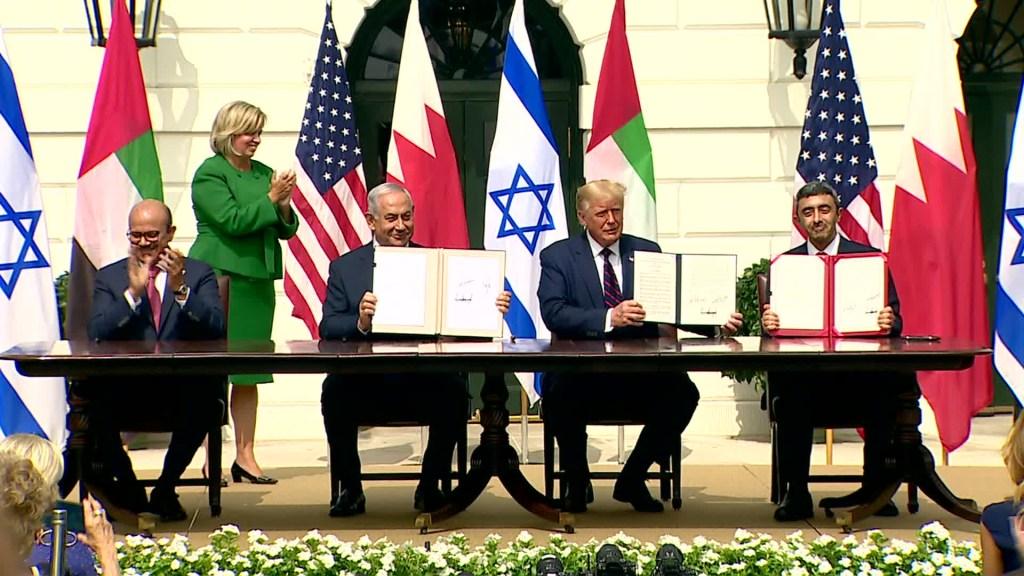 Implicaciones de acuerdos entre Israel y países del Golfo