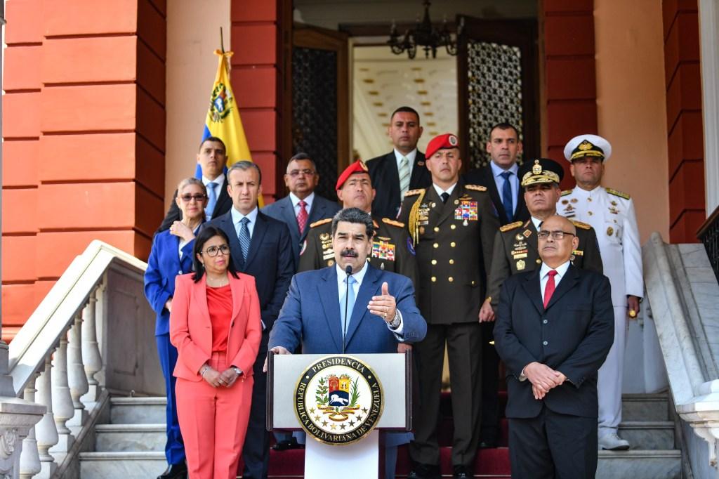 """ONU denuncia """"crímenes de lesa humanidad"""" en Venezuela"""