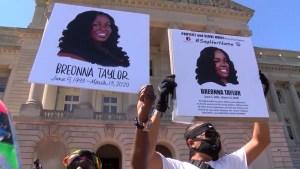 Acusan a expolicía en relación con la muerte de Breonna Taylor