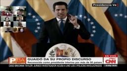 Juan Guaidó y Nicolás Maduro hablaron ante la Asamblea General de la ONU