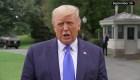 Trump intensifica su campaña en Florida