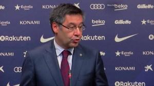 Los mejores y peores momentos de Bartomeu en el Barça