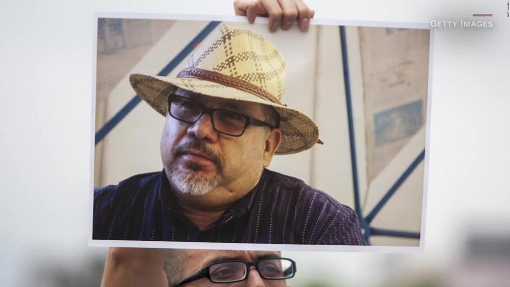 Imagen virtual del periodista Javier Valdez pide justicia