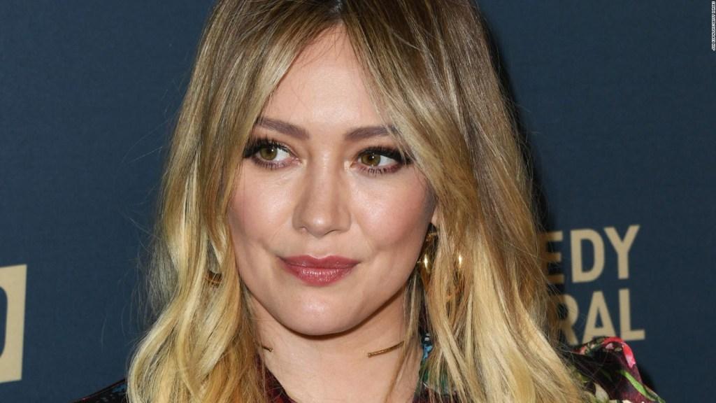 Hilary Duff anuncia su embarazo