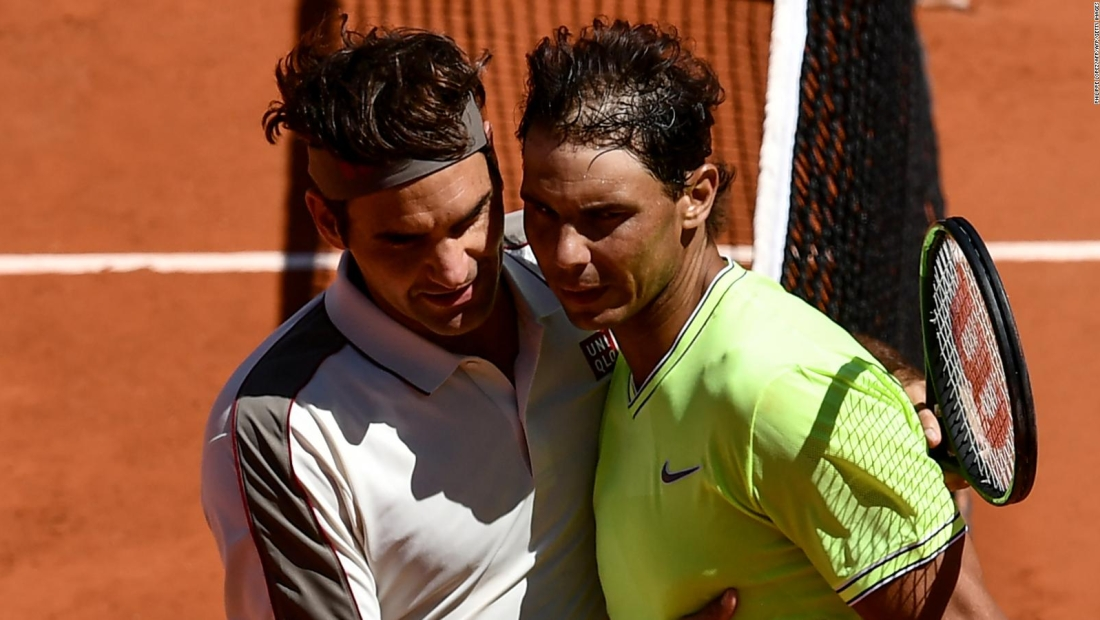 Nadal, campeón de Roland Garros: Federer le dedicó una carta