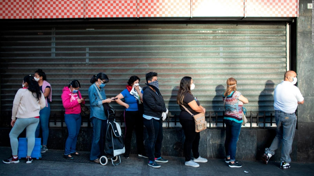 Conservar empleo y salud, prioridades en Latinoamérica