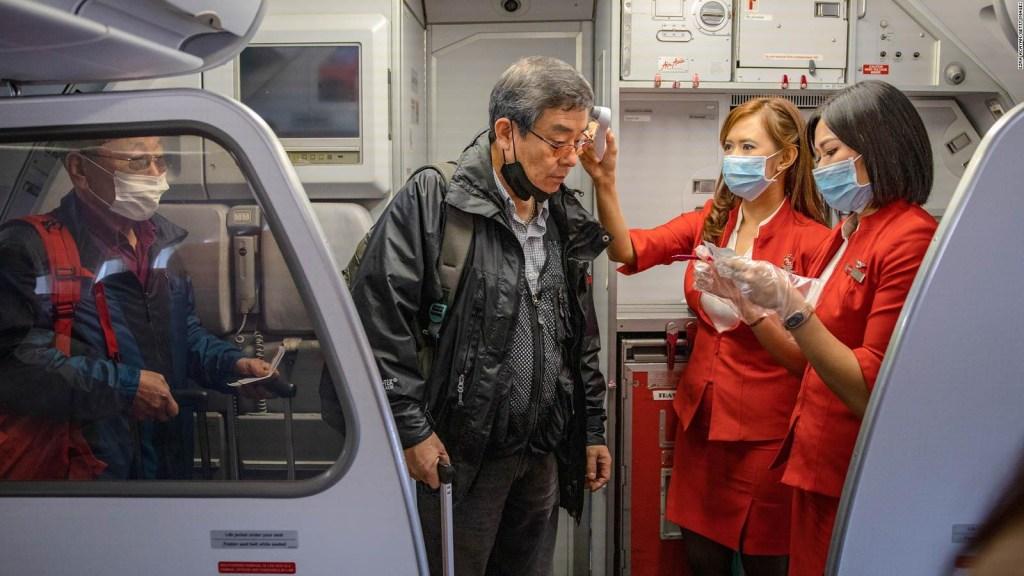 Dr. Huerta: El problema no son los aviones, sino la gente