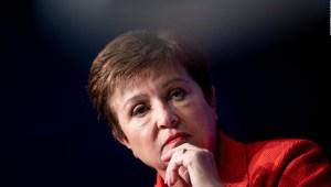 La visión de Kristalina Georgieva para el FMI