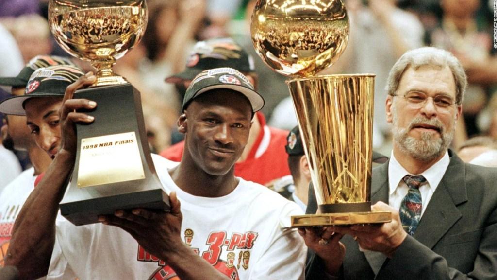 Estas son algunas de las finales más recordadas de la NBA