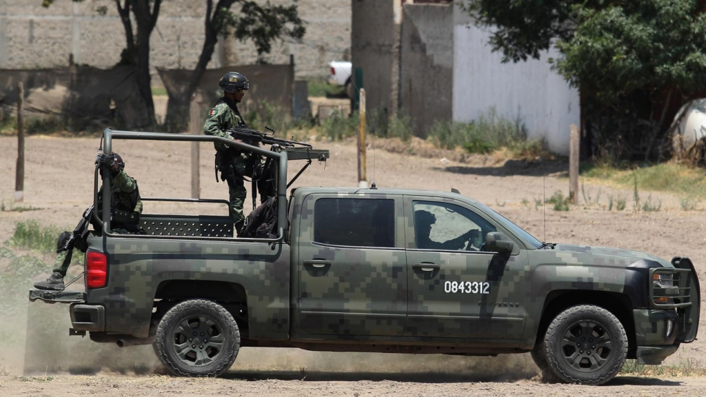 Detienen a miembros de la Guardia Nacional por homicidio