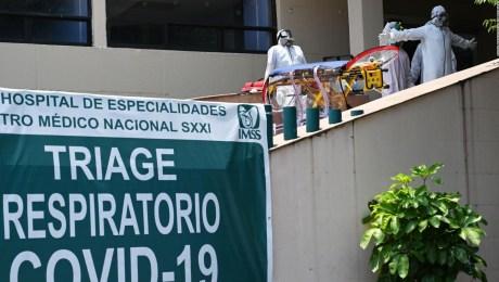 Ciudad de México: sin rebrote pero más hospitalizaciones