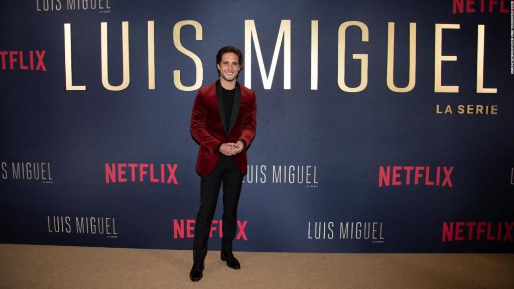 Diego Boneta y su experiencia con Luis Miguel