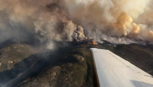 Cameron Peak es el mayor incendio forestal de Colorado